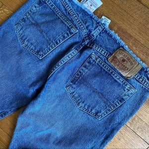 RARE Vintage Lucky Brand Dungarees Low Rise Jeans
